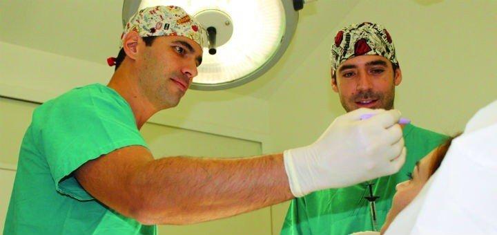 os doutores da clínica entre os melhores do país